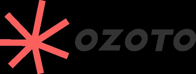 Logo di OZOTO web agency e branding a Brescia
