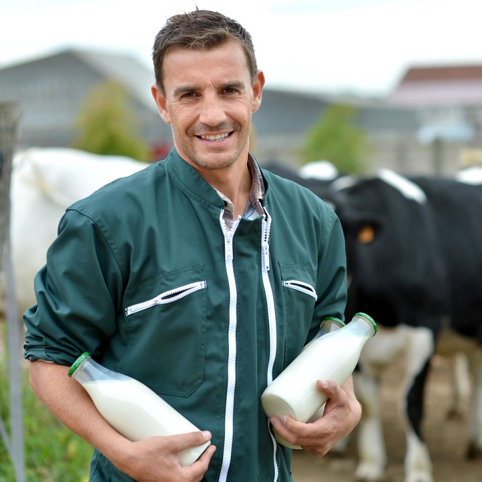 Allevatore utilizza ORBITA per il sito web della propria azienda agricola